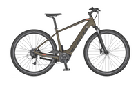 Scott Sub Cross eRIDE 20 Mens e Bike Brown Bronze