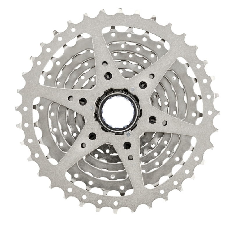 Shimano Alivio/Sora CS-HG400 Cassette 11-32 9-Speed 11T Back