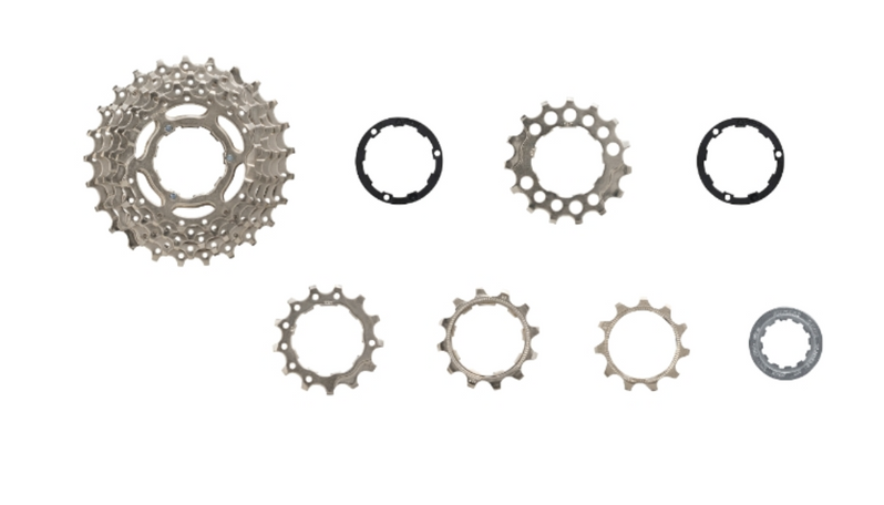 Shimano Alivio/Sora CS-HG400 Cassette 11-32 9-Speed Set