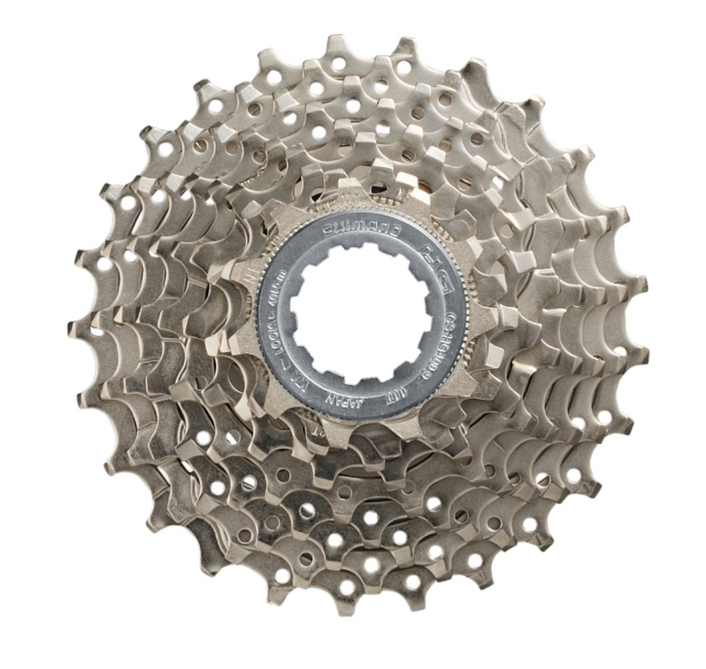 Shimano Alivio/Sora CS-HG400 Cassette 11-32 9-Speed Sprocket Front