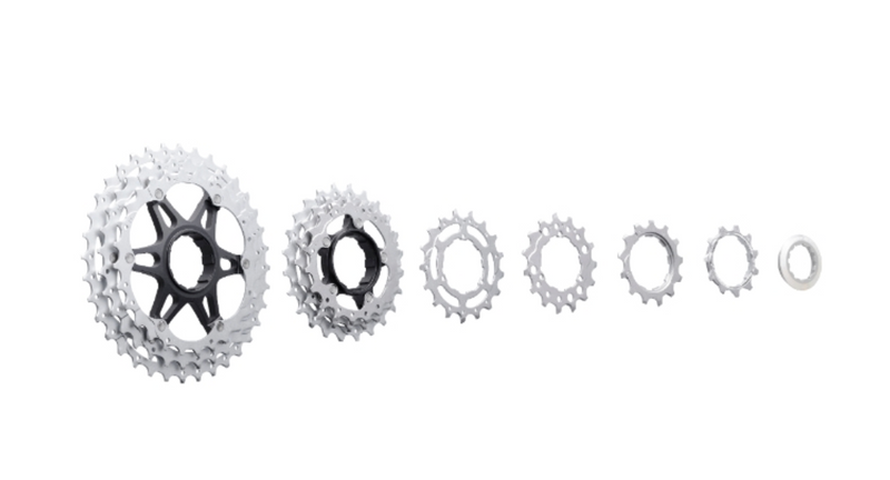 Shimano Deore XT CS M771 Cassette 11 36 10 Speed Seperate