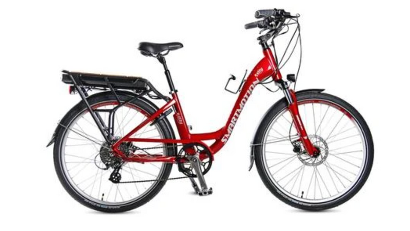 Smart Motion Essence e Bike Red