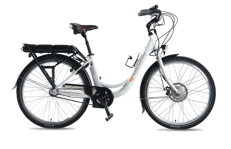 Smart Motion Essence e Bike White