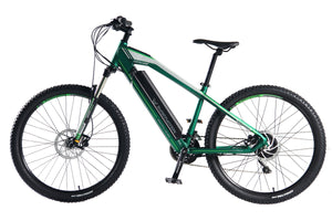 Smartmotion Catalyst ebike Green Side