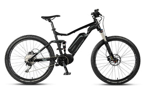 Smartmotion Hypersonic ebike Black Side