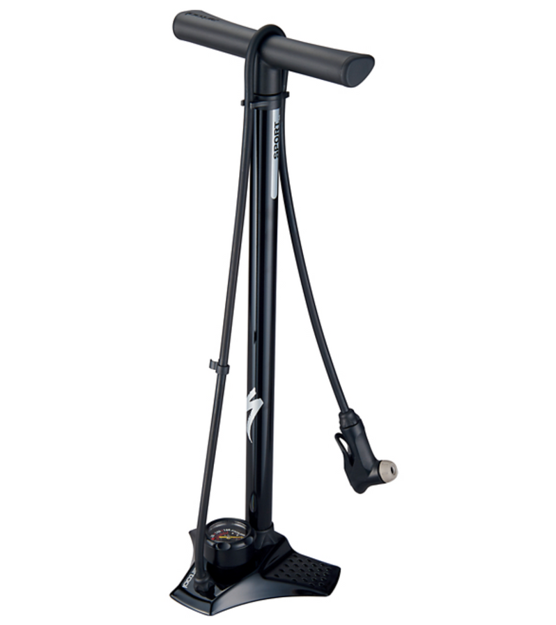 Specialized Air Tool Sport Switch Hitter II Floor Pump