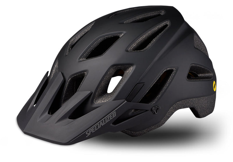 Specialized Ambush Comp with ANGi MIPS Helmet Black Charcoal
