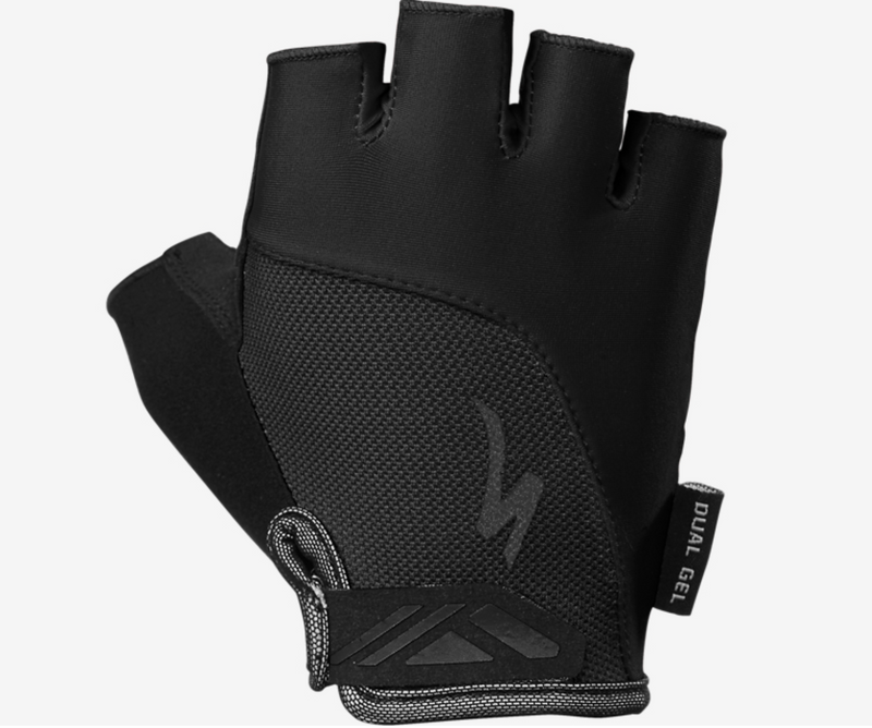 Specialized Womens Body Geometry Dual Gel Gloves Front