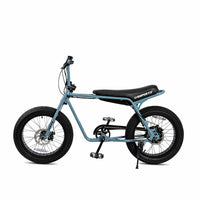 Super73 ZG Series e Bike Blue Left
