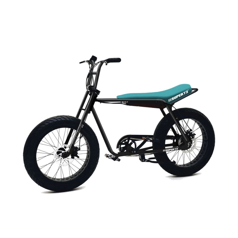 Super73 ZG Series e Bike Jet Black Left