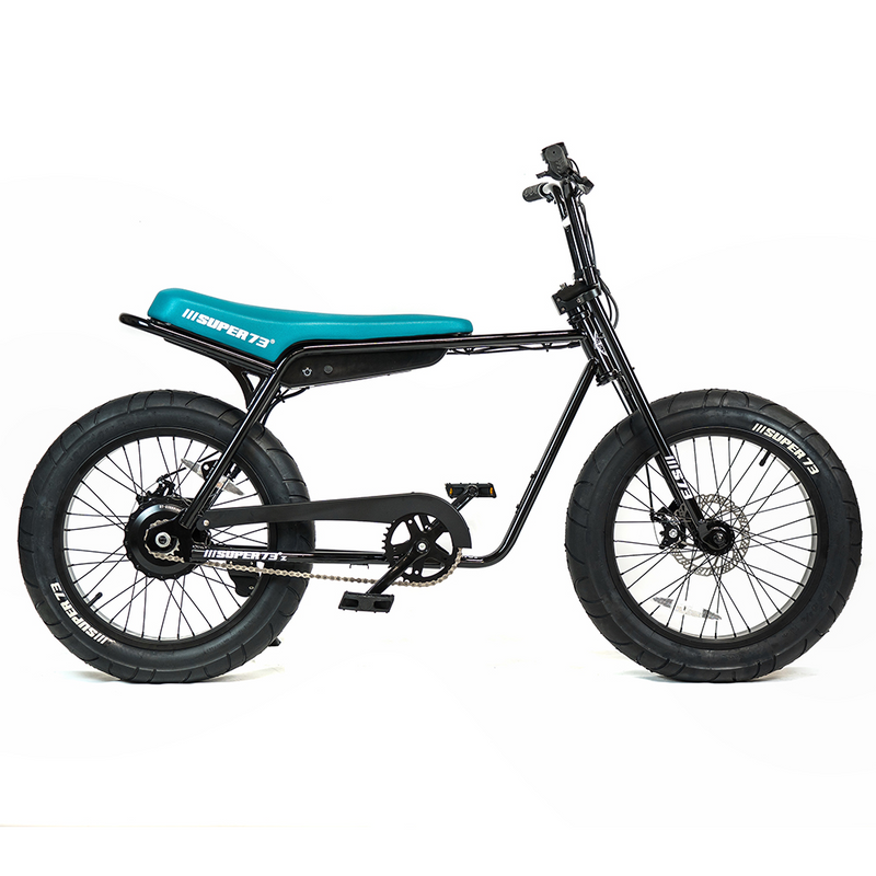 Super73 ZG Series e Bike Jet Black Right