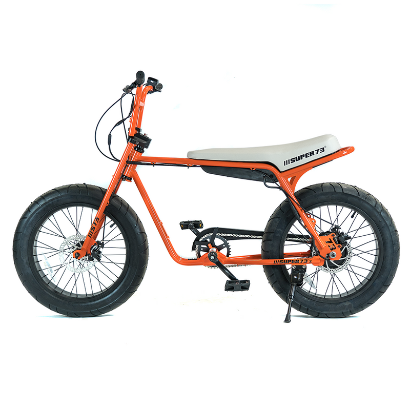 Super73 ZG Series e Bike Orange Left