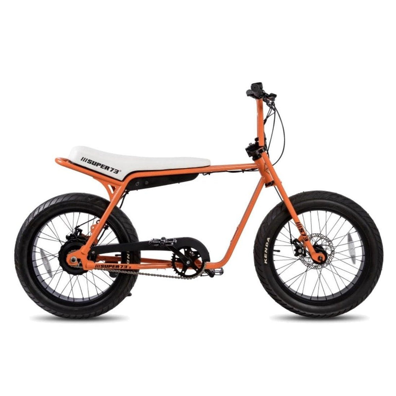 Super73 ZG Series e Bike Orange Right