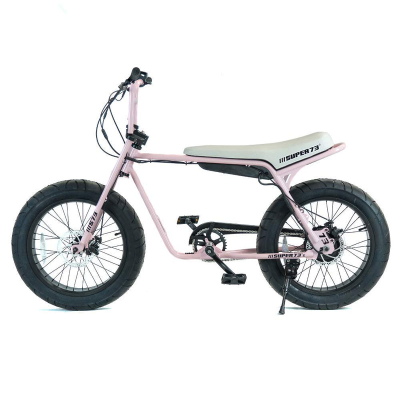 Super73 ZG Series e Bike Pink Left
