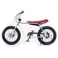 Super73 ZG Series e Bike White Left