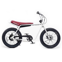 Super73 ZG Series e Bike White Right