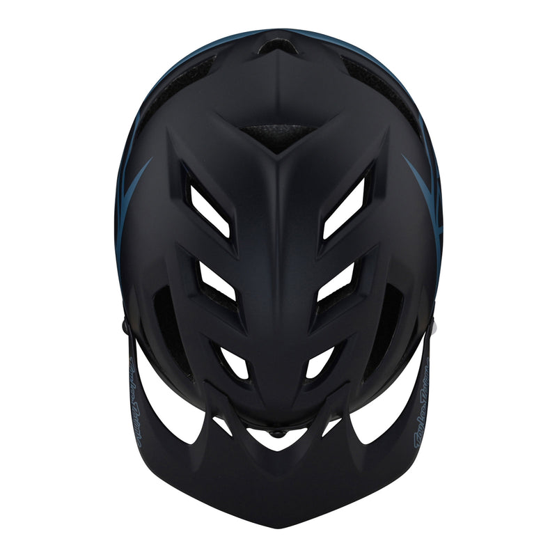 TLD A1 AS MIPS Helmet Classic Navy Top