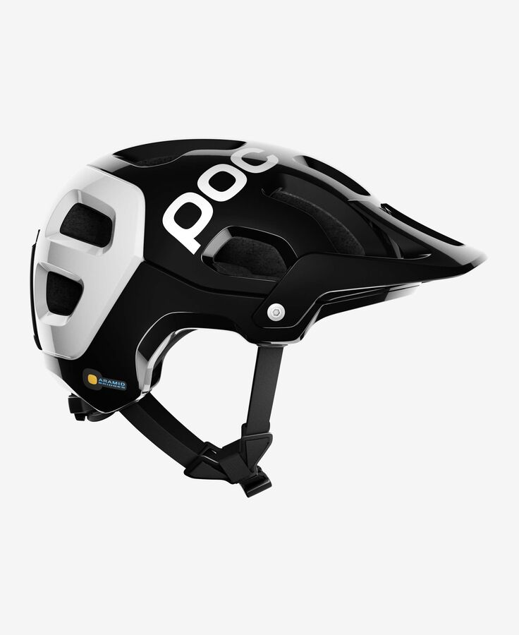 Tectal Race Spin Black White Profile Right
