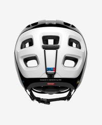 Tectal Race Spin White Back