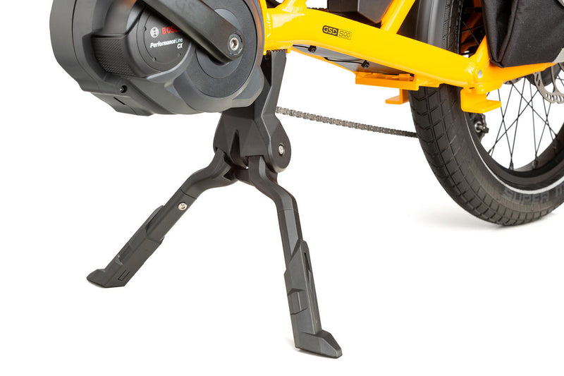 Tern GSD S00 e Bike Yellow Kickstand