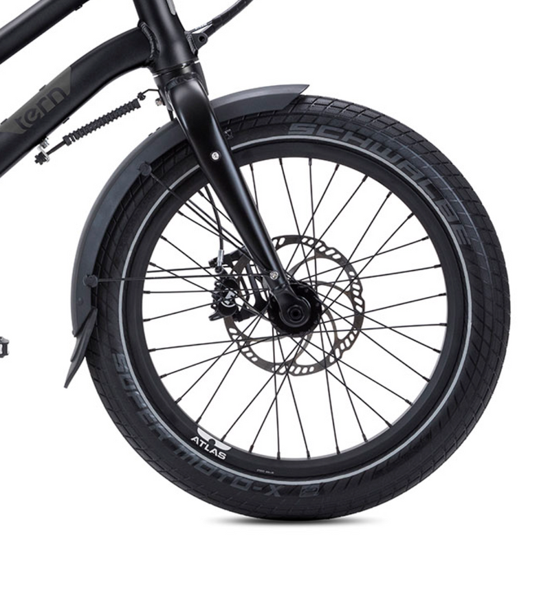 Tern GSD S10 e Bike Matte Black Wheel