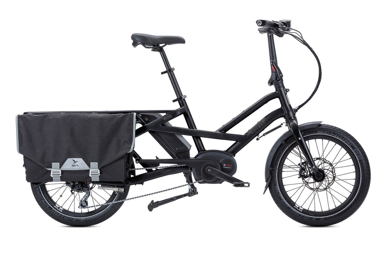 Tern GSD S10 e Bike Matte Black