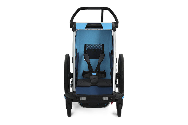 Thule Chariot Cross Trailer Blue Seat