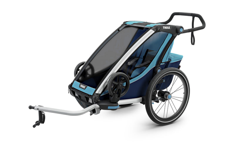 Thule Chariot Cross Trailer Blue