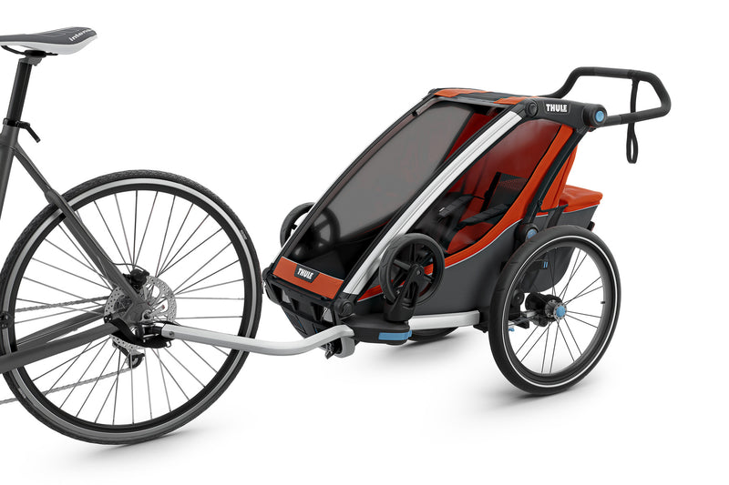 Thule Chariot Cross Trailer Roarange Bike