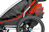 Thule Chariot Cross Trailer Roarange Cargo Space