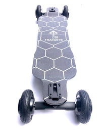 Tranzite GT Black e Skateboard Top