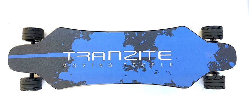 Tranzite Performance e Longboard Top