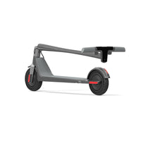 Unagi E450-V3 Dual Motor Electric Scooter Gotham Grey Folded