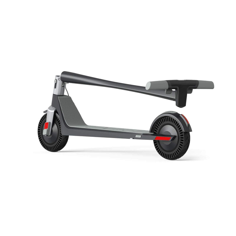 Unagi E450-V3 Dual Motor Electric Scooter Matte Black Folded