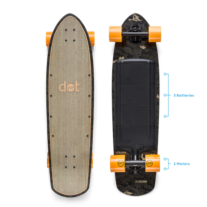 dOt Cruiser e-Board