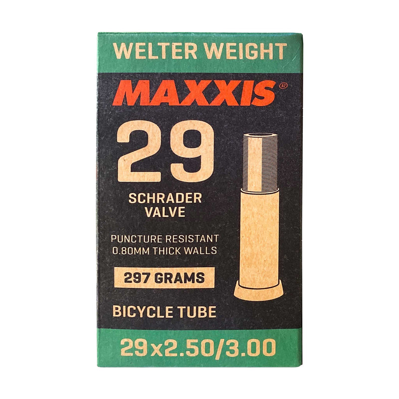 MAXXIS Welter Weight Tube Fat/Plus 29 x 2.5/3.0 Schrader SV 0.8mm