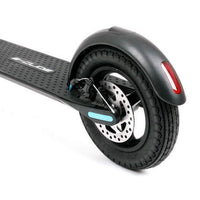 eGlide G60 V3 Electric Scooter Gotham Gunmetal Wheel