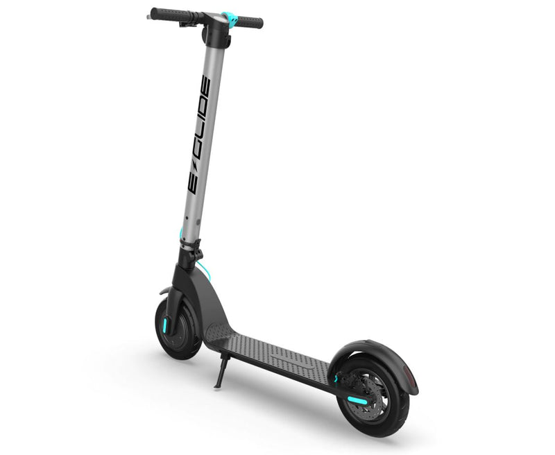 eGlide G60 V3 Electric Scooter Gotham Gunmetal Back