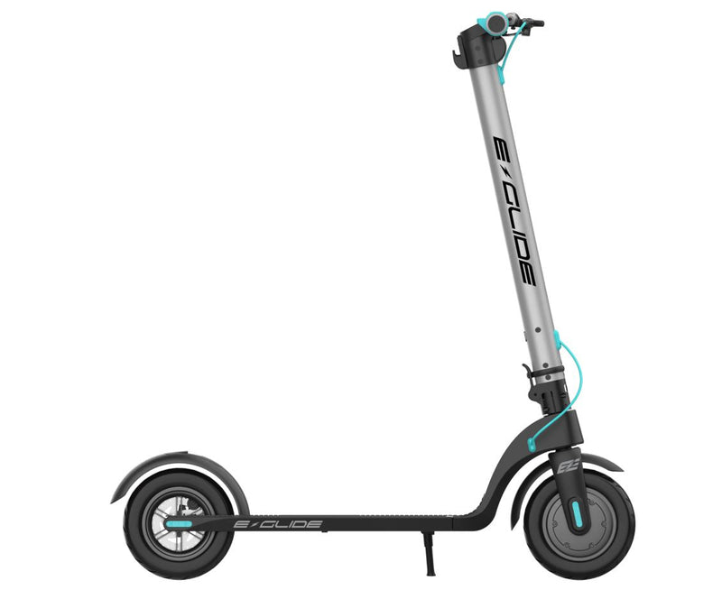 eGlide G60 V3 Electric Scooter Gotham Gunmetal Side
