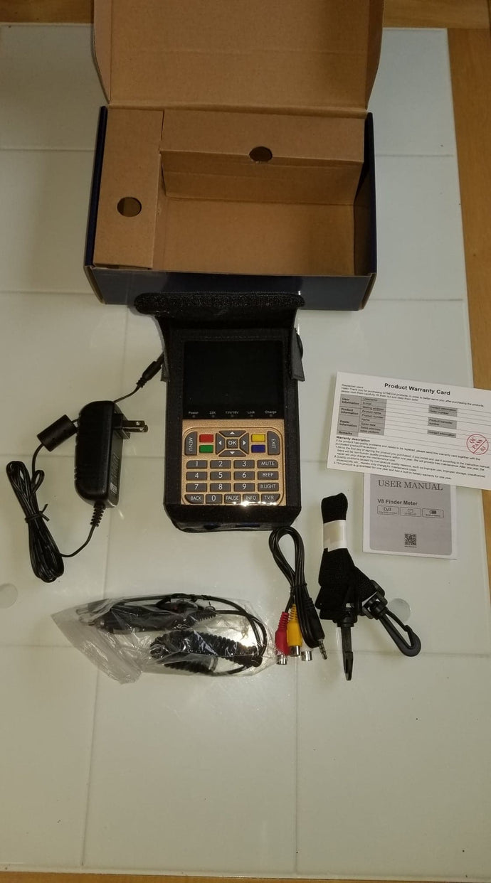 3ABN Satellite Finder By SDAdish (Price includes shipping)
