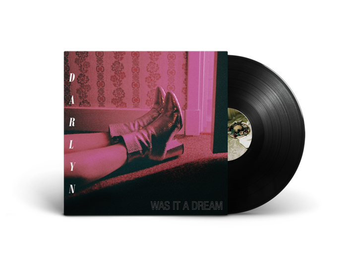 Was It A Dream Vinyl Album