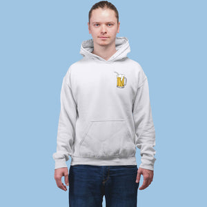 ZUIG bier hoodie - Heren - Shopping Out Loud