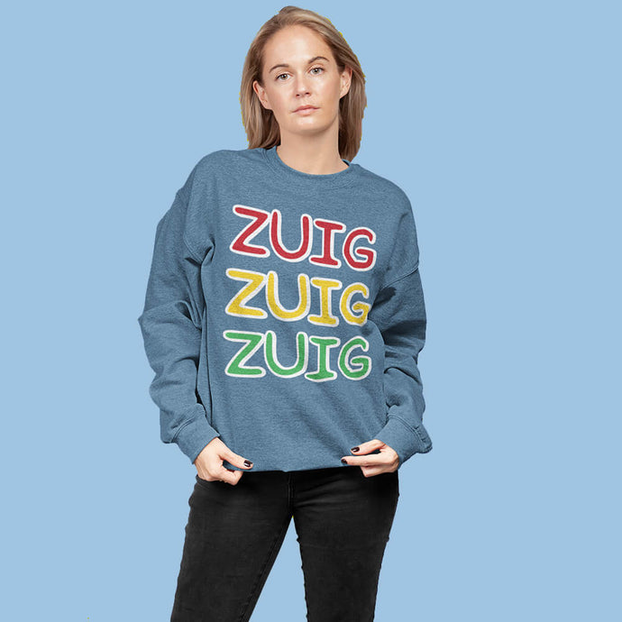 ZUIG 3x sweater  - Dames - Shopping Out Loud