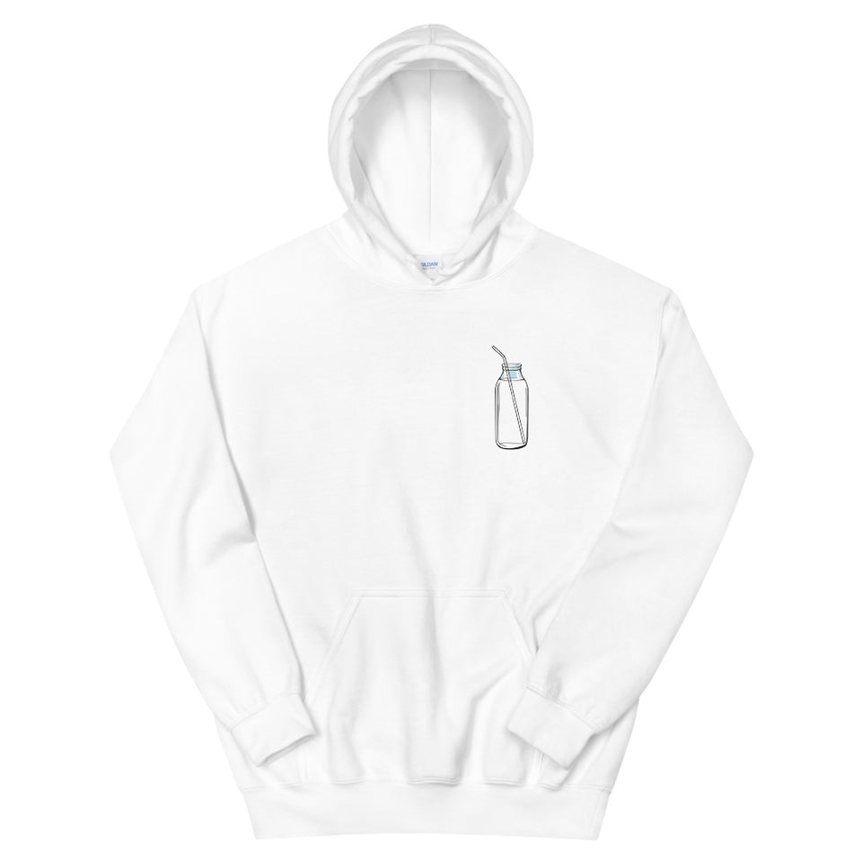 ZUIG melk hoodie - Heren - Shopping Out Loud