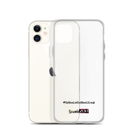 Cover Iphone #SeNonLoViviNonCiCredi