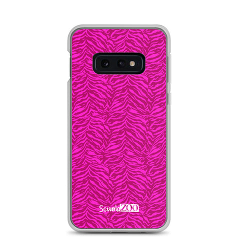Cover Samsung Animalier rosa