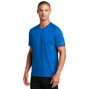 OGIO ® ENDURANCE Level Mesh Tee-Electric Blue