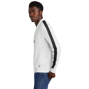 New Era ® Track Jacket-White/ Black