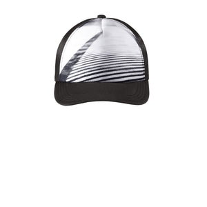 Port Authority ® Photo Real Snapback Trucker Cap - City Street