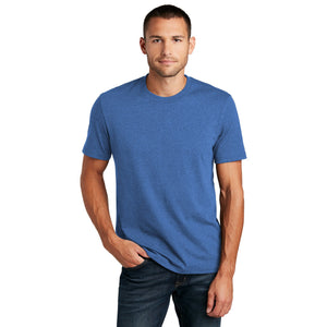 District ® Re-Tee ™- Blue Heather